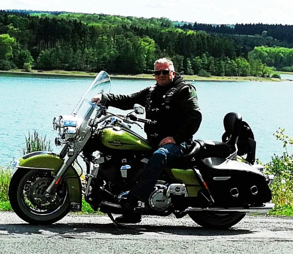 Detlef,M   Harley Road King